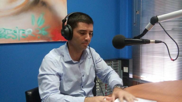 entrev radio RTVE MARBELLA