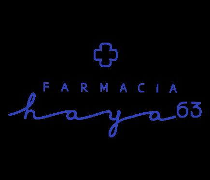 LOGO FARMACIA HAYA 63