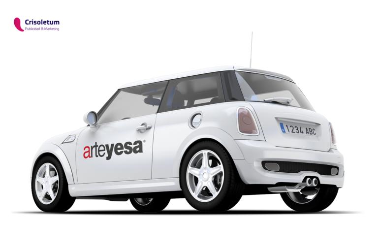 Arteyesa coche