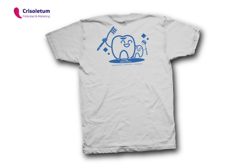 camiseta MR